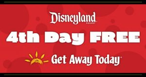 Huge Disneyland Ticket Sale