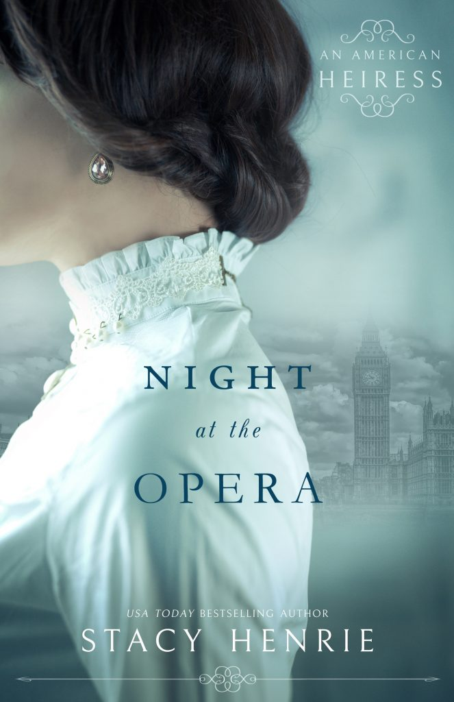 Cover reveal - Night at the opera
