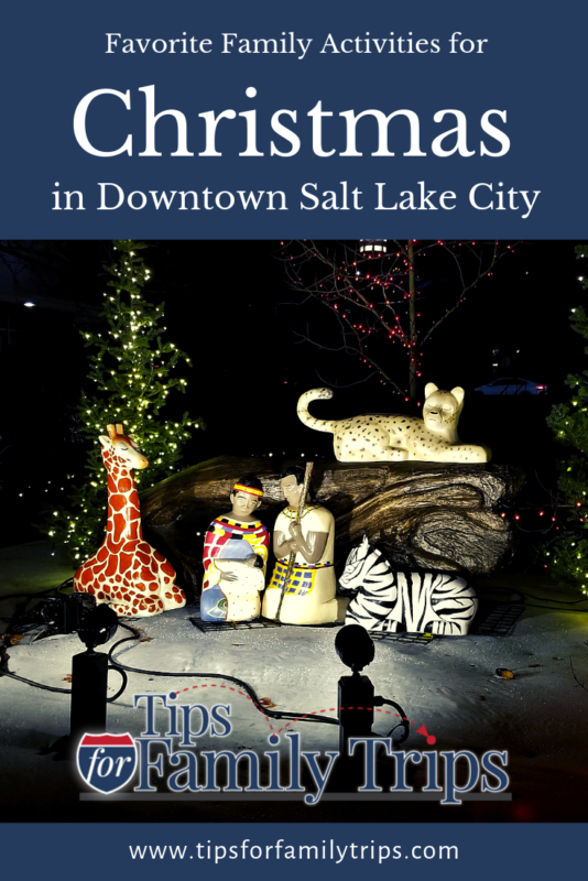 The Magic of Christmas in Salt Lake City