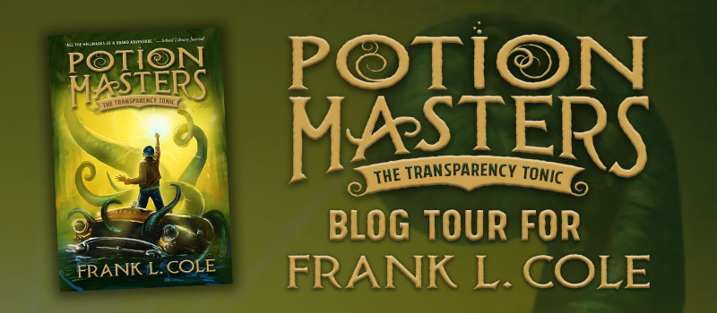 Potion Masters: The Transparency Tonic