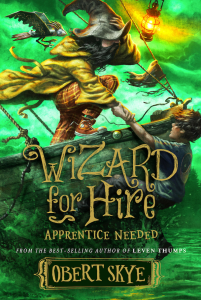 Wizard for Hire: Apprentice Needed