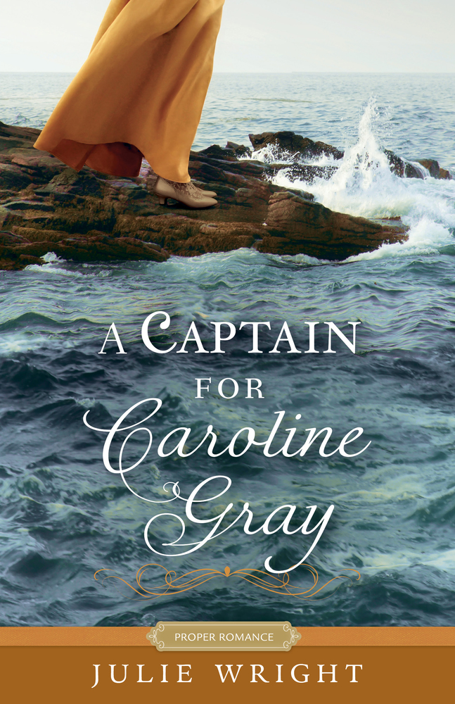 A Captain for Caroline Gray